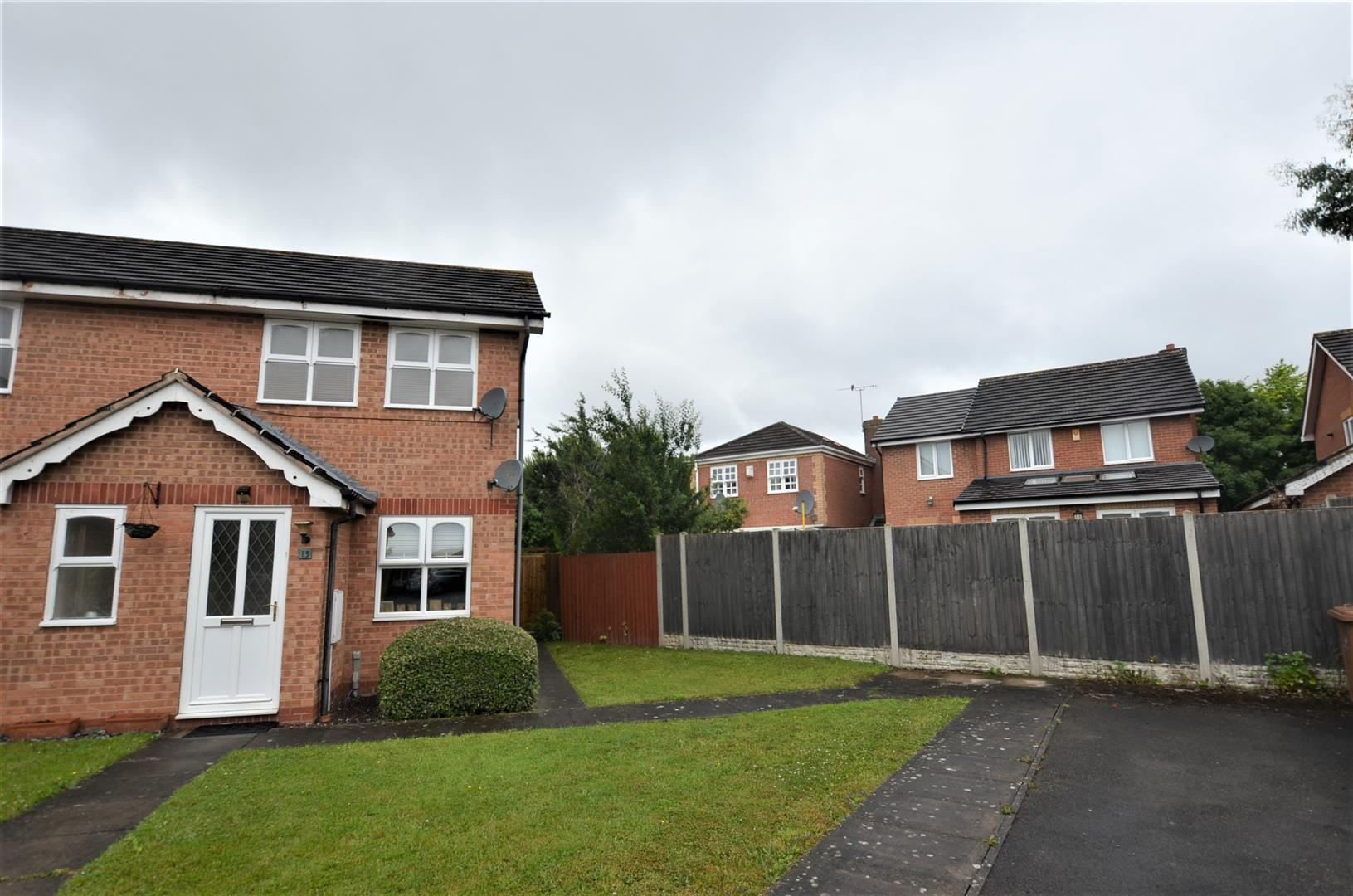 Ivernia Close, Sunnyhill, Derby