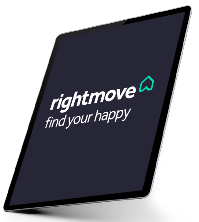 Your property listed on Rightmove, OnTheMarket.com  and our state of the art website